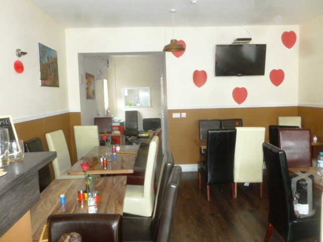 Afro Caribbean Restaurant in Feltham For Sale