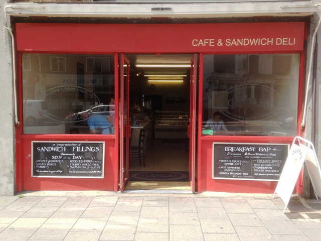 Sandwich Bar and Coffee Shop for sale in Surrey