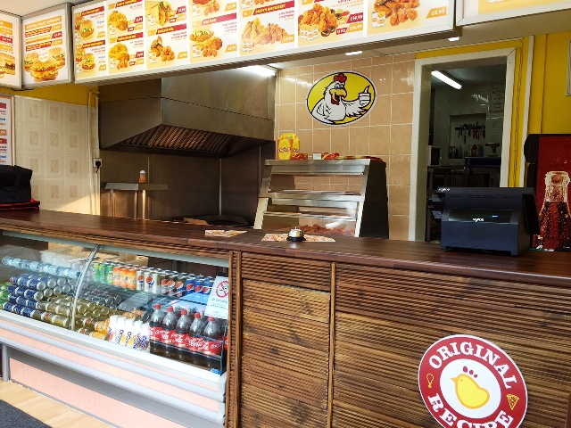 Well Equipped Chicken Shop (Including Chicken, Pizzas and Chips) Takeaway and Delivery for sale in Merseyside for sale