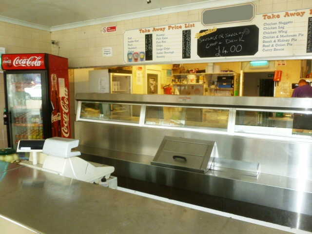 Well Established Well Equipped Takeaway Fish and Chip Shop for sale in Berkshire for sale