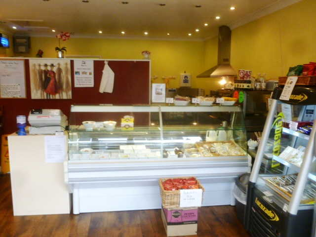 Attractive and Well Fitted Sandwich Bar / Coffee Shop for sale in Hampshire for sale