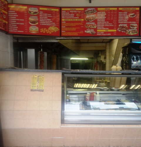 Kebab Shop and Takeaway in Sydenham For Sale