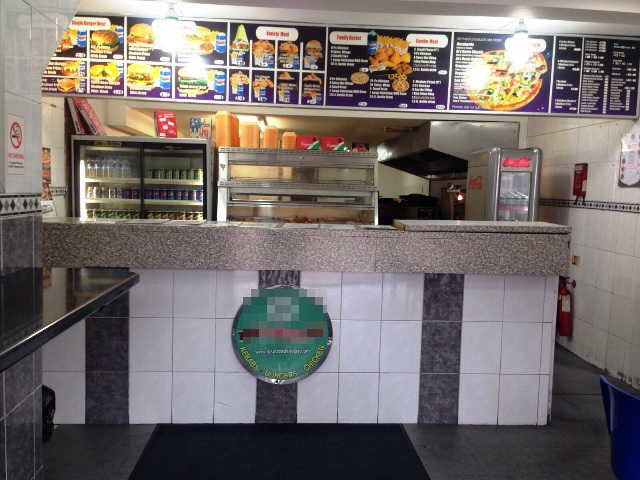 Fully Equipped Pizzas, Grilled Chicken, Fried Chicken, Chips Takeaway and Delivery for sale in Essex for sale