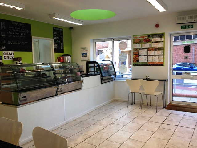 Fish & Chip Shop and Indian Takeaway in Portsmouth For Sale
