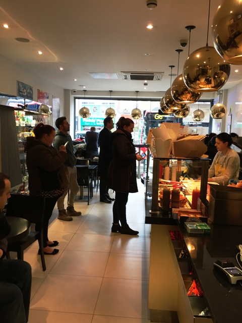 Cafe and Restaurant in Bromley For Sale