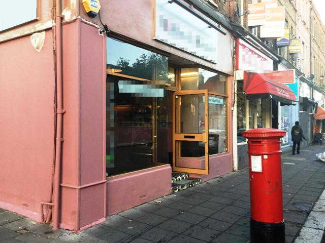 Indian & Pizza Takeaway in West London For Sale