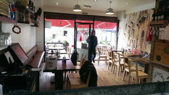 Italian Restaurants Kingston Upon Thames Area