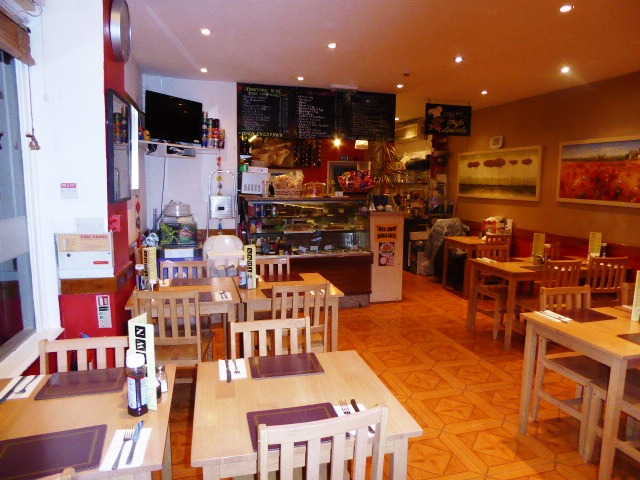 Cafe Restaurant In Battersea For Sale