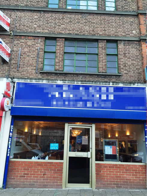 Indian Restaurant and Takeaway in Middlesex For Sale
