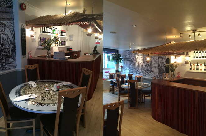Malaysian Restaurant in Hertfordshire For Sale