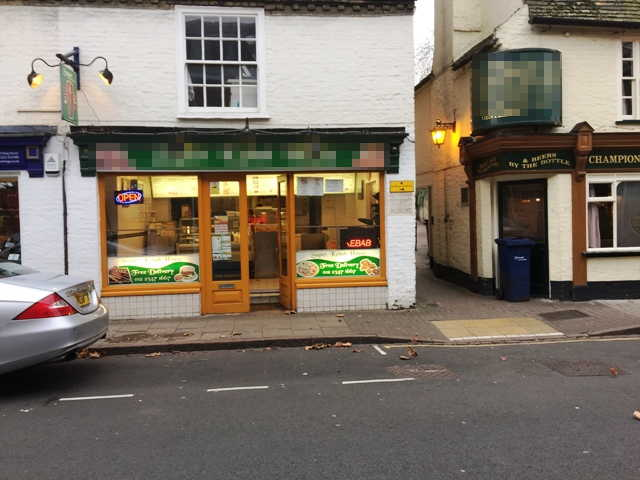 Kebab, Pizza and Chicken Shop in Cambridgeshire For Sale