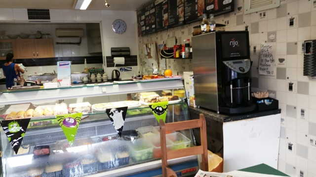 Sandwich Shop in Wakefield for sale