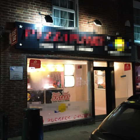 Pizza Takeaway & Chicken Shop in West Sussex For Sale