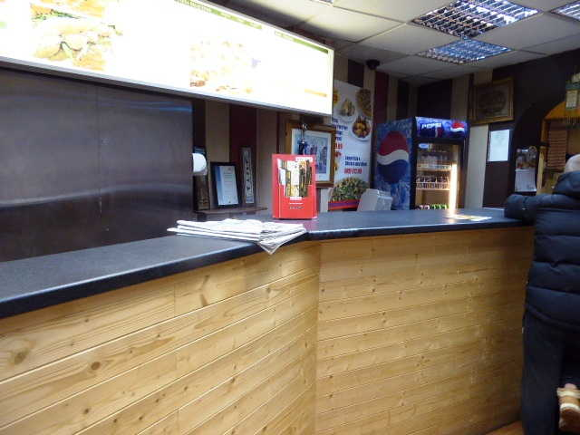 Pizza and Chicken Shop in Sutton For Sale
