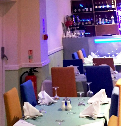 Indian Restaurant in East Sussex For Sale