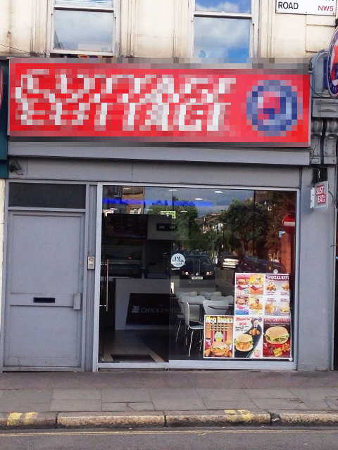 Chicken Shop in North London For Sale