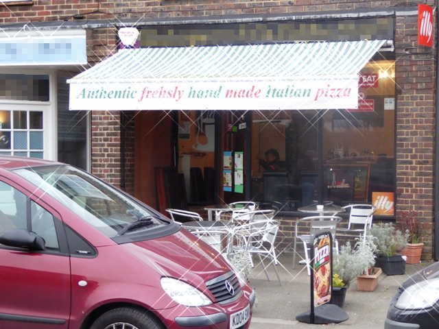 Coffee Shop plus Pizza Takeaway in Surrey For Sale