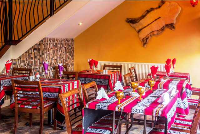Lebanese & Moroccan Restaurant in Derbyshire For Sale