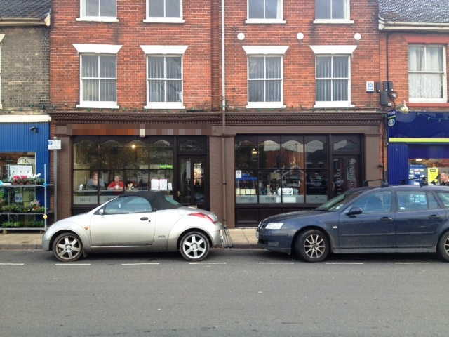 Cafe and Coffee Lounge in Norfolk For Sale