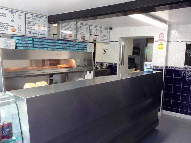 Fish & Chip and Kebab Shop in Malpas For Sale