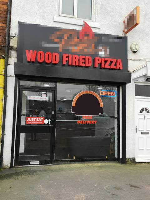 Pizza Takeaway in West Midlands For Sale