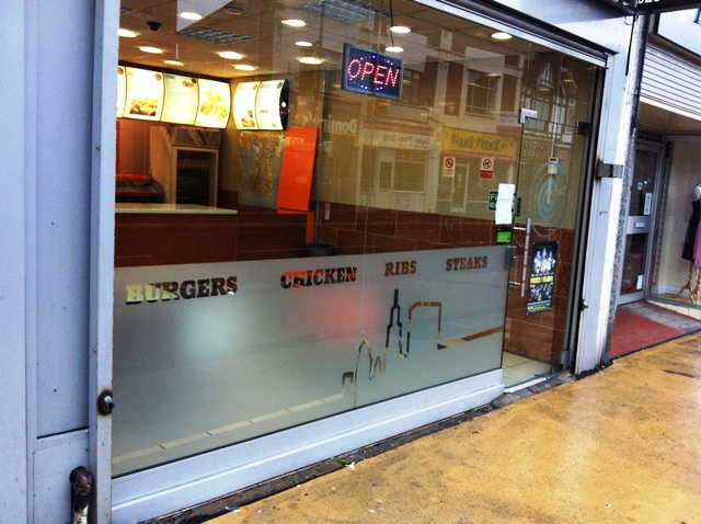 Fast Food Restaurant and Chicken Shop in Portsmouth For Sale