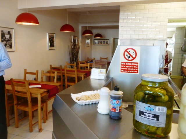 Sell a Fish & Chip Restaurant in East Molesey For Sale