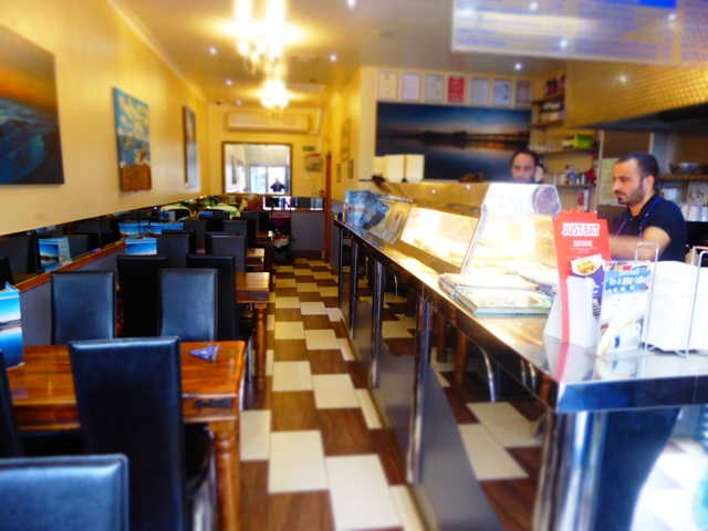 Fish & Chip Restaurant & Takeaway in Worthing For Sale