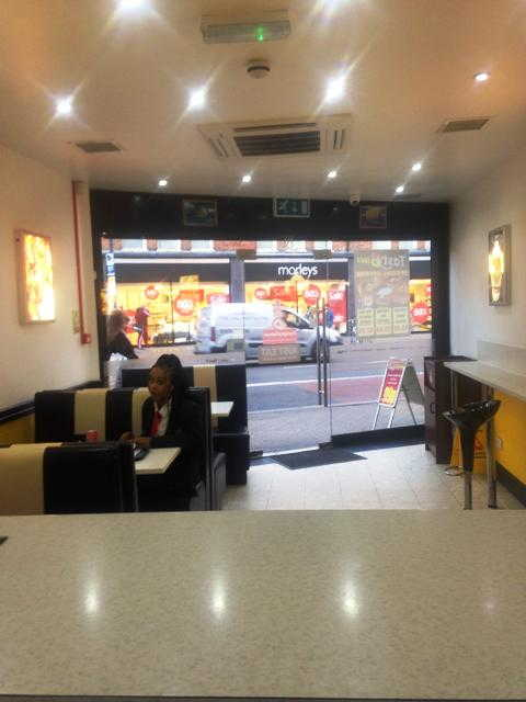 Peri Peri Chicken Shop in Tooting For Sale