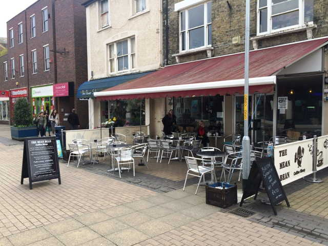 Coffee Shop in Kent For Sale