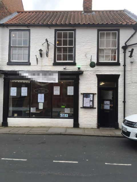 Cafe Restaurant in East Yorkshire For Sale