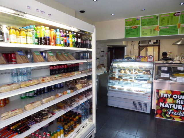 Sandwich Bar in Central London For Sale