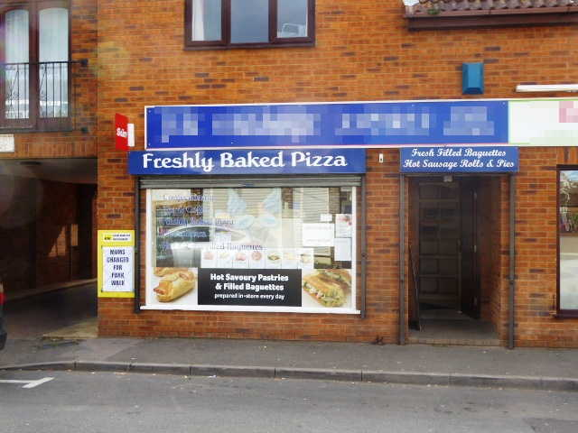 Pizza, Baguettes and slight Convenience Store in Kent For Sale