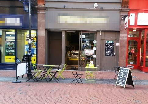 Sandwich Bar and Coffee Shop in Berkshire For Sale