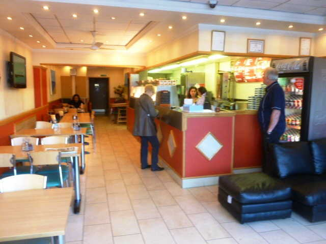 Takeaway Fish & Chip Restaurant in Ruislip For Sale