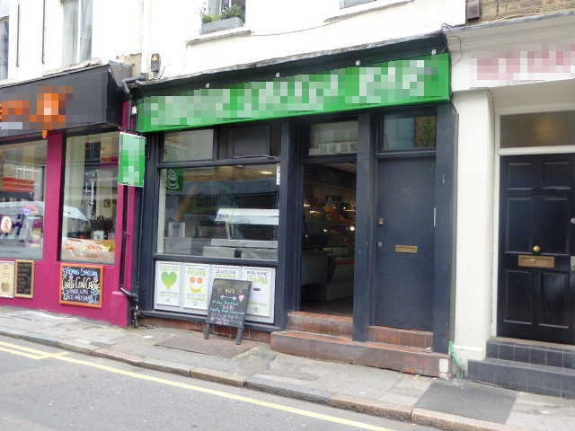 Caf� / Coffee Shop in Central London For Sale