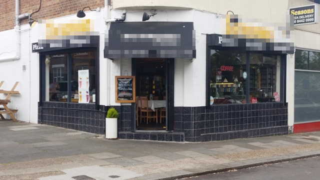 Pizza & Kebab Restaurant in North London For Sale