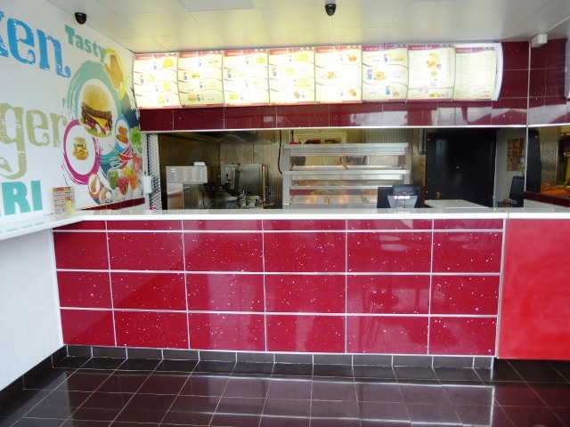 Chicken and Pizza Shop in Gravesend For Sale