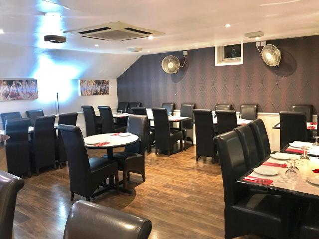 Indian Restaurant in Brentwood For Sale