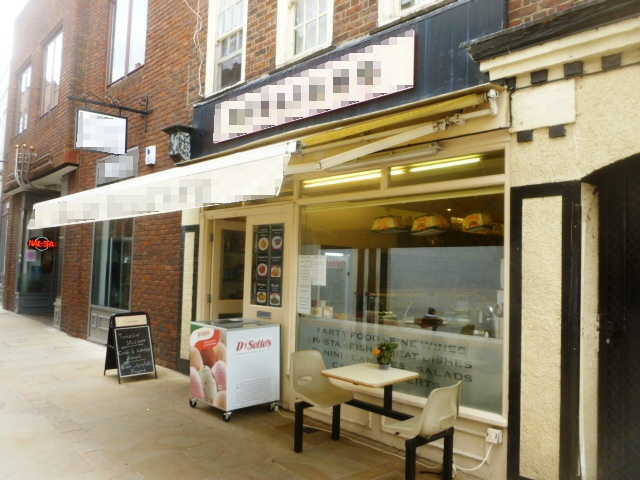 Italian Cafe and Delicatessen in Surrey For Sale