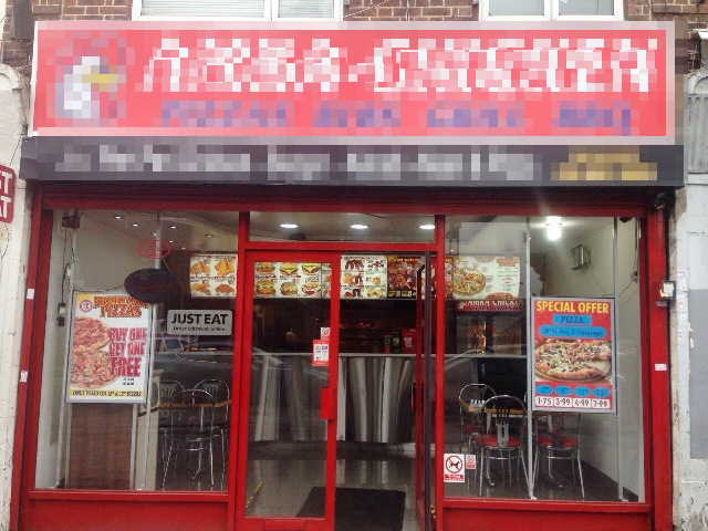 Chicken and Pizza Takeaway in Middlesex For Sale