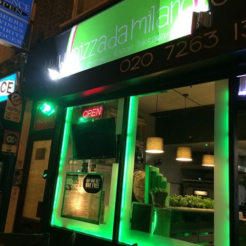 Pizza Takeaway in North London For Sale