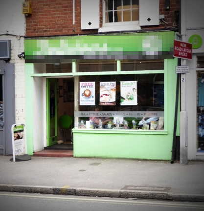 Coffee Shop in Berkshire For Sale
