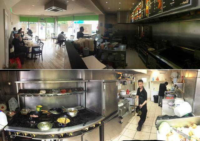 Restaurant and Indian and Kebab Takeaway & Delivery in High Wycombe For Sale