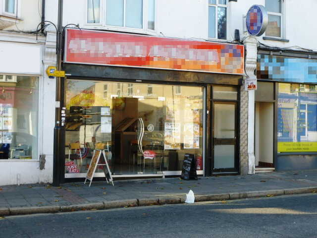 Fast Food Restaurant and Takeaway in West London For Sale