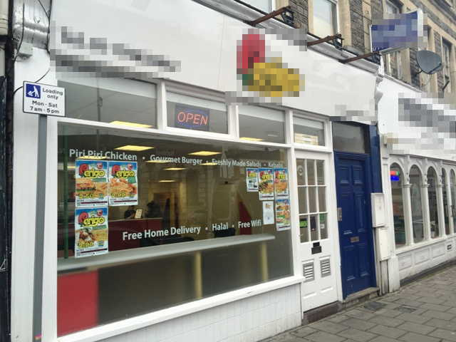 Fast Food Restaurant, Chicken Shop and Kebab Shop in Somerset For Sale