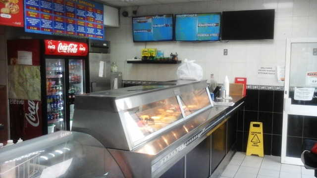Fish & Chip Shop in Stafford For Sale