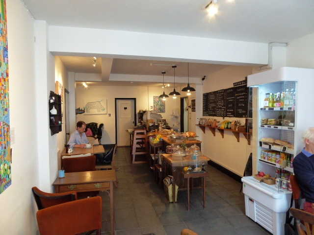 Café and Coffee Shop in Godalming For Sale