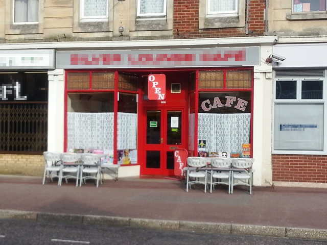 Cafe and Fast Food Restaurant in Dorset For Sale