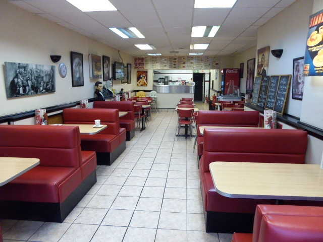Cafe and Fast Food Restaurant in South Croydon For Sale